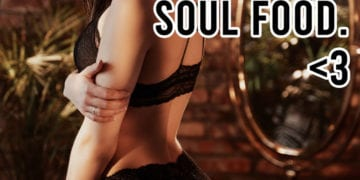 Sexy Adult Meme: Don't Be Eye Candy – Be Soul Food!